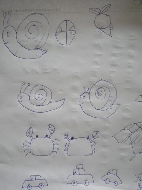 五一朝阳公园的风筝.她说:妈妈 我们一起去天安门放风筝吧!   一图片
