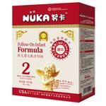 努卡免疫系列较大婴儿营养配方奶粉2段400g