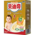 飞鹤贝迪奇1段什果套餐营养米粉