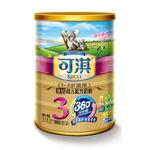 可淇金钻360系列幼儿配方奶粉3段900g