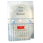 NUK婴儿透明香皂100g