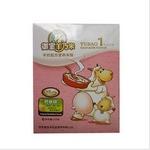 御宝1段钙铁锌婴儿营养米粉450g