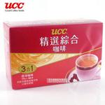 UCC精选3合1速溶咖啡17克*18袋