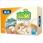 嘉滋鲅鱼水饺