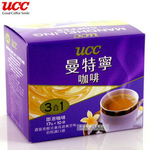 UCC曼特宁3合1速溶咖啡170g