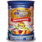 惠氏S-26金装膳儿加(新添可溶性膳食纤维)900g