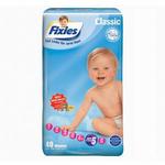 爱婴舒坦Fixies经典系列婴儿纸尿裤XL40片