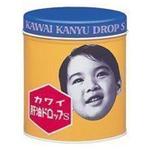kawai鱼肝油(300粒+黄桶)