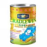 摇篮金装钙多维婴儿配方奶粉1段900g