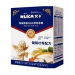 努卡深海鳕鱼DHA营养米粉225克/盒