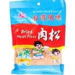 三鸿台湾风味猪肉松-江苏特产