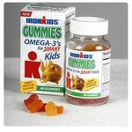 小铁人儿童鱼油胶糖(omega-3)60粒