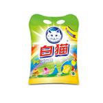 白猫护彩洗衣粉560g