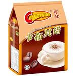 可比白咖啡(卡布奇诺口味)600g