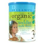 贝拉米有机婴儿配方奶粉3段900g