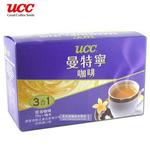 UCC曼特宁3合1速溶咖啡17克*18袋