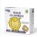 英氏钙铁锌幼儿营养磨牙饼(动物形状)