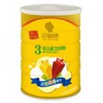 贝智康双活组合幼儿配方奶粉3段900g