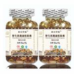 秦岭印象野生核桃油软胶囊0.5ml*100粒/瓶