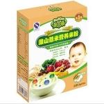 奥吉康1段淮山薏米营养米粉(盒装)