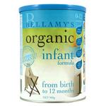 贝拉米有机婴儿配方奶粉1段900g