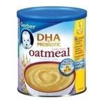 嘉宝DHA益生菌燕麦米粉