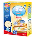 每伴铁锌钙营养米粉