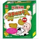 华亨菠菜味(高铁)饼干