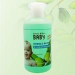 馨宝婴儿婴儿橄榄植物泡泡浴250ml