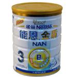 雀巢能恩金盾幼儿配方奶粉3段900g(老包装)