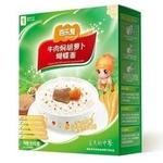 百乐麦牛肉焖胡萝卜蝴蝶面1段