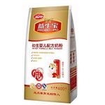 龙丹益生宝系列初生婴儿配方奶粉1段400g