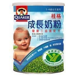 桂格成长奶粉健康三益菌配方1650g