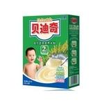 飞鹤贝迪奇2段鱼肉蔬菜营养米粉