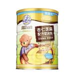 双熊金典杏仁芝麻配方奶米粉528g/罐