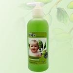 馨宝婴儿婴儿橄榄植物洗发沐浴露(二合一)360ml