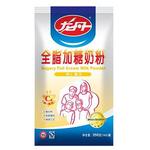 龙丹全脂加糖奶粉350g