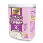 英氏2段乳铁蛋白营养米粉(薏仁莲肉配方)