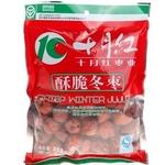 十月红脆冬枣实惠装-河北特产