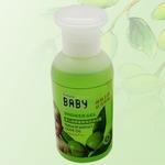 馨宝婴儿婴儿橄榄植物滋润沐浴露125ml