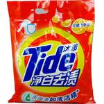 汰渍净白去渍无磷洗衣粉柠檬清香1.8kg
