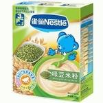 雀巢3段绿豆米粉