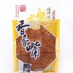 香香嘴豆干烧烤味-四川特产