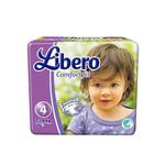 丽贝乐婴儿纸尿裤4号M29片