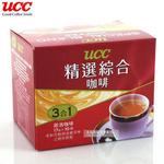 UCC精选3合1速溶咖啡170g