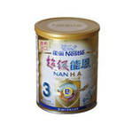 雀巢超级能恩幼儿配方奶粉3段900g