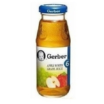 嘉宝苹果葡萄汁