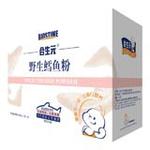 合生元婴幼儿野生鳕鱼粉(富含鳕鱼骨钙)30袋