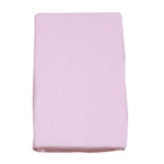 BIONERGY婴幼儿防螨抗过敏床垫护套粉红毛圈布65*110