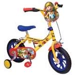 巴布工程师12寸儿童自行车(3岁以上)